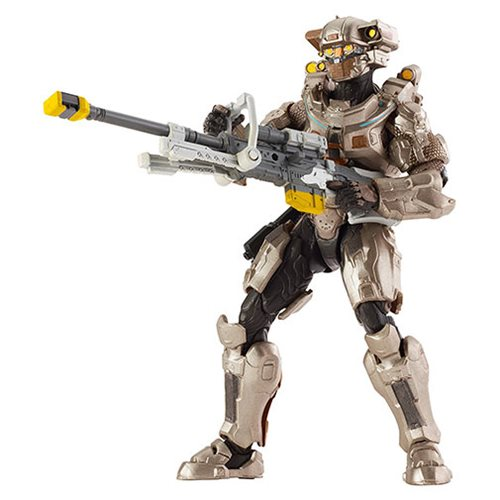 Halo 6-Inch Linda-058 Action Figure, Not Mint
