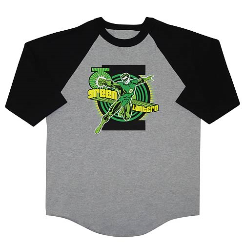 DC Originals Green Lantern Baseball T-Shirt