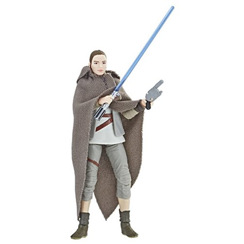 Star Wars The Vintage Collection Rey (Jedi Training) 3 3/4-Inch Action Figure - Exclusive