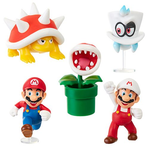 Nintendo 2 1/2-Inch Mini-Figure Wave 19 Case