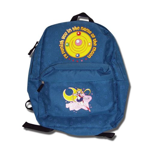 Sailor Moon Sailor Pattern Backpack