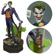 DC Super Powers Collection Joker Maquette Statue