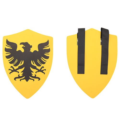 Hero's Edge Yellow Landry with Black Eagle Foam Shield