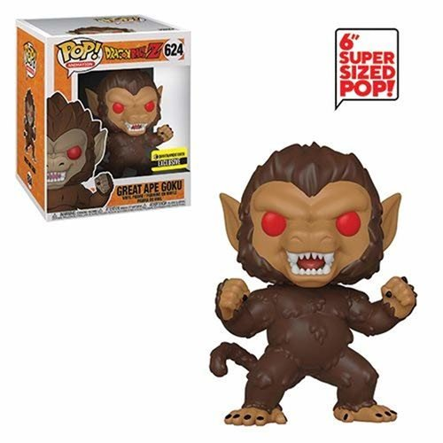Dragon Ball Great Ape Goku 6-Inch Pop! Vinyl Figure - Entertainment Earth Exclusive, Not Mint
