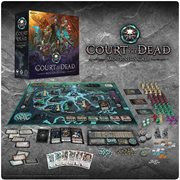 Court of the Dead: Mourners Call Strategy Game