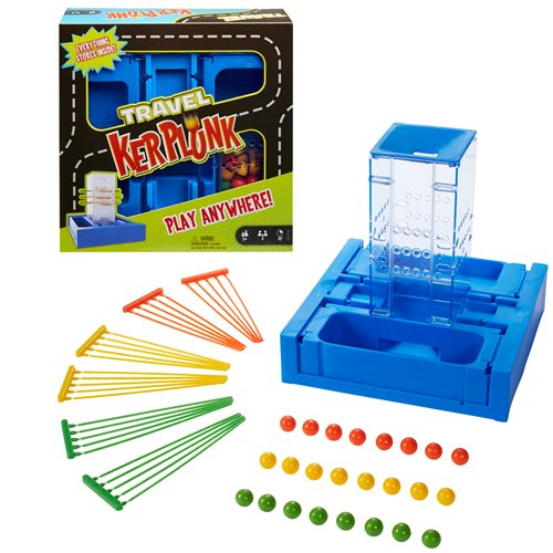 Travel Kerplunk Game