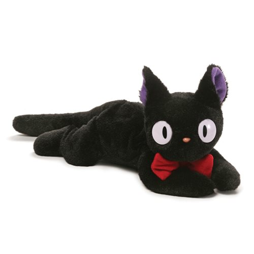 Kiki's Delivery Service Jiji 15-Inch Bean Bag Plush