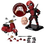 Marvel Comics Deadpool EAA-065DX Action Figure - Previews Exclusive