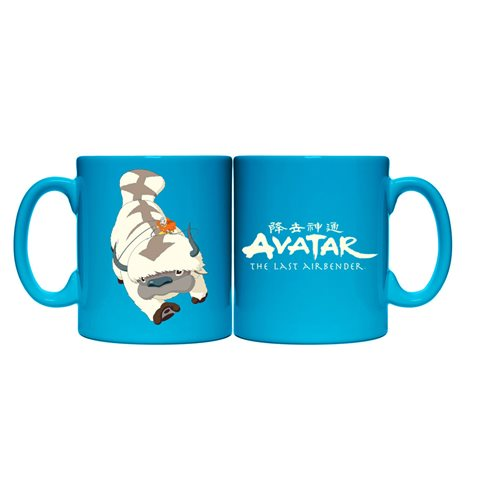 Avatar the Last Airbender Appa Ceramic Mug