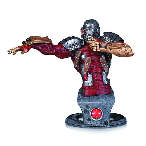DC Comics Super Villains Deadshot Bust