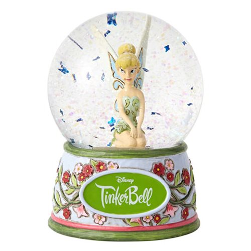 Disney Traditions Disney Fairies Tinker Bell 5 1/2-Inch Water Globe