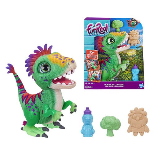 FurReal Munchin' Rex Dinosaur, Not Mint