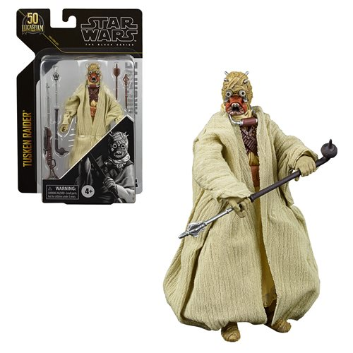 Star Wars Black Series Archive Tusken Raider Action Figure