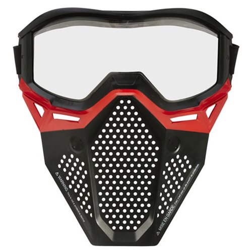 Nerf Rival Red Face Mask, Not Mint