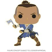 Avatar: The Last Airbender Sokka Large Enamel Pop! Pin