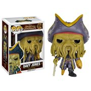 Pirates of the Caribbean Davy Jones Pop! Vinyl Figure