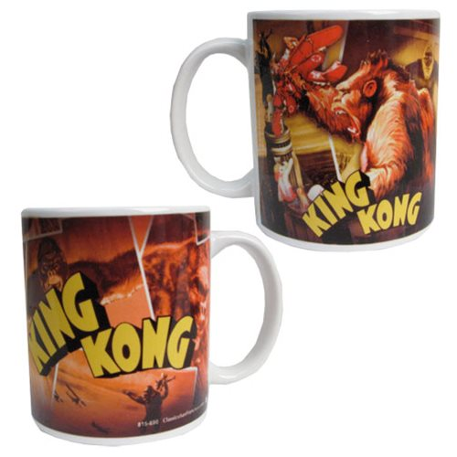 King Kong Collage 11 oz. Mug