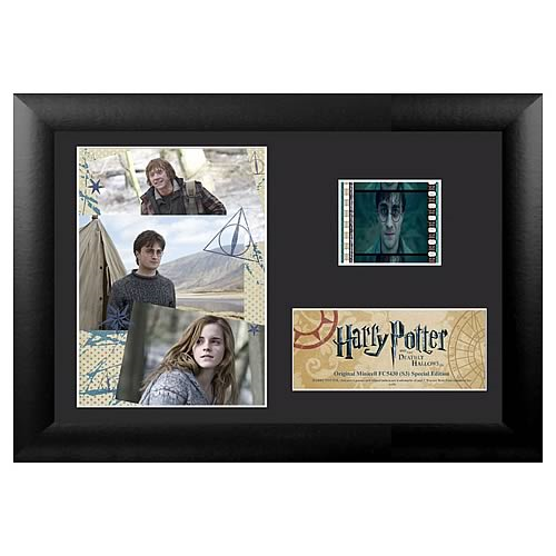 Harry Potter Deathly Hallows Series 3 Mini Cell