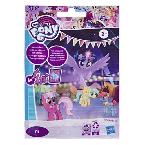 My Little Pony The Movie Blind Bag 2020 01 Case