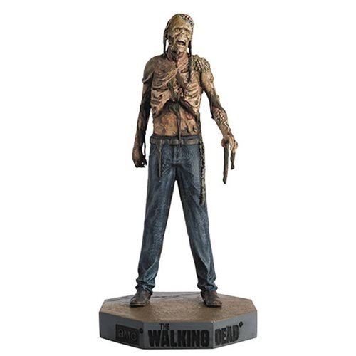 The Walking Dead Barnacle Walker with Collector Magazine #35