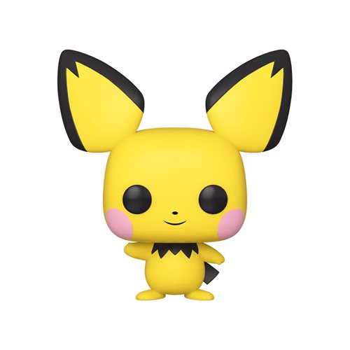 Pokemon Pichu Pop! Vinyl Figure, Not Mint