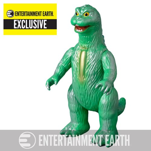 Godzilla Vinyl Wars Godzilla 1964 Sofubi Vinyl Figure - Entertainment Earth Exclusive