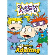 Nickelodeon Rugrats Guide to Adulting Hardcover Book