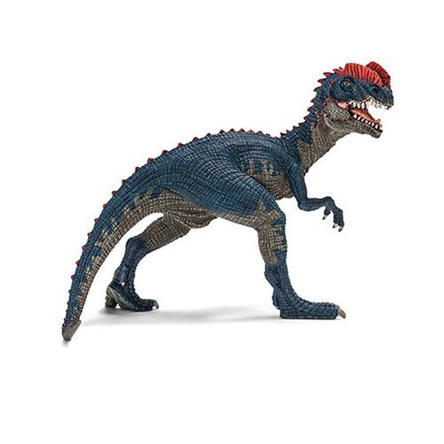 Schleich Dinosaur Dilophosaurus Collectible Figure