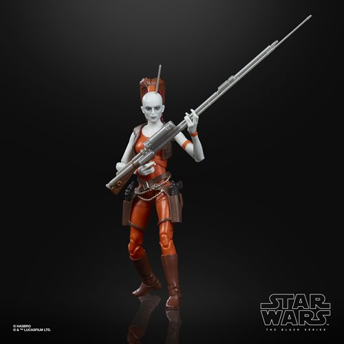 Star Wars The Black Series Aurra Sing 6-Inch Action Figure