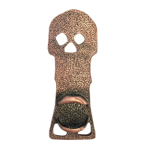 The Goonies Copper Bones Skeleton Key Bottle Opener