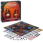 Deadpool Collector's Edition Monopoly Game