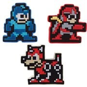 Mega Man Classic 7 1/2-Inch Plush Wave 1 Case