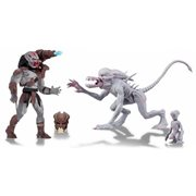Alien and Predator Classics 6-Inch Scale Action Figure Set
