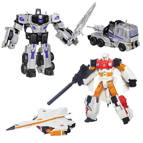 Transformers Generations Combiner Wars Voyager Wave 2 Set