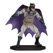 Batman Dark Nights: Metal Batman with Darkseid Baby Statue