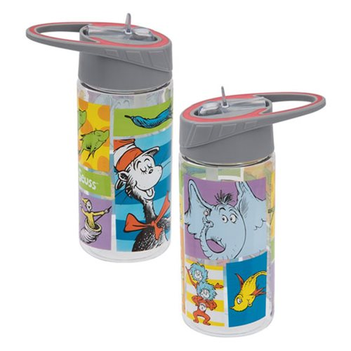 Dr. Seuss 14 oz. Tritan Water Bottle