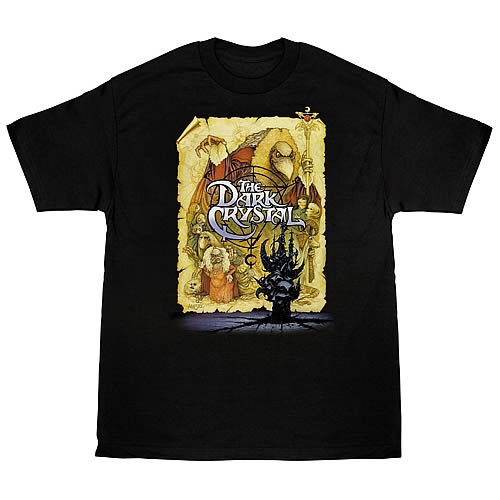 The Dark Crystal Poster T-Shirt