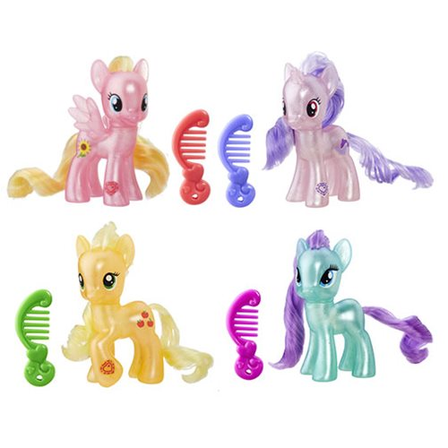 My Little Pony Explore Equestria Basic Figures Wave 5 Set
