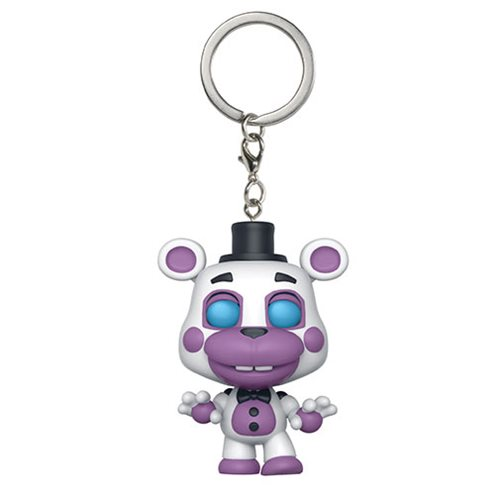 Five Nights at Freddy's: Pizza Simulator Helpy Pocket Pop! Key Chain