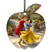 Snow White Dancing in the Sunlight Thomas Kinkade Hanging Acrylic Print