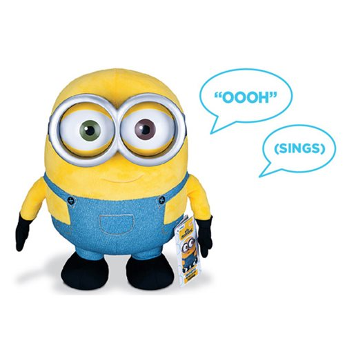 Minions Movie Bob 14 Inch Jumbo Plush