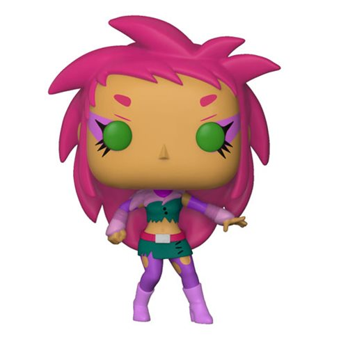Teen Titans GO! The Night Begins to Shine Starfire Pop! Vinyl Figure #607