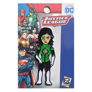 Green Lantern Rebirth Jessica Cruz Pin