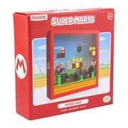 Super Mario Arcade Money Box Bank