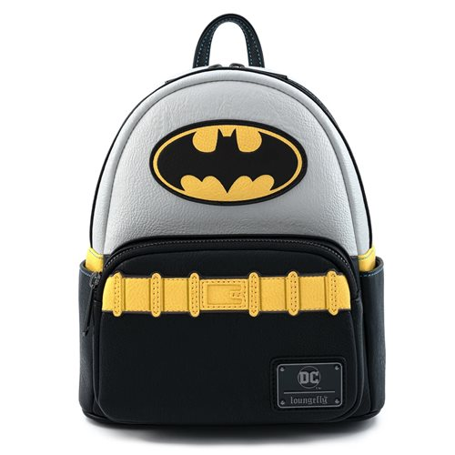 Batman Vintage Cosplay Mini-Backpack