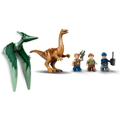 LEGO 75940 Jurassic World Gallimimus and Pteranodon Breakout