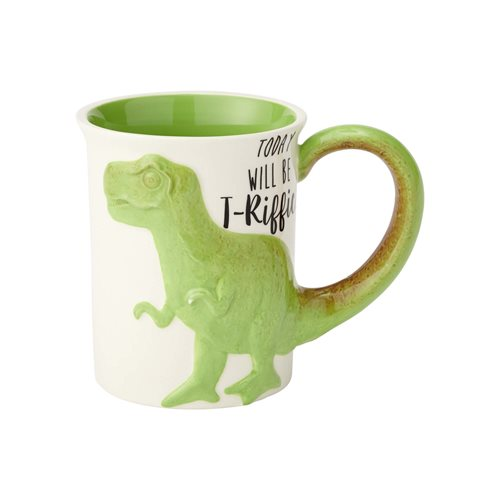 T-riffic Tea Rex Sculpted 16 oz. Mug