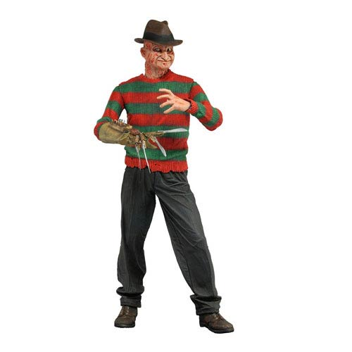 Nightmare on Elm Street Powerglove Freddy Action Figure
