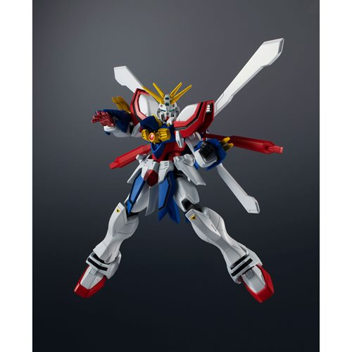 Mobile Fighter G Gundam GF13-017NJ II God Gundam Universe Action Figure