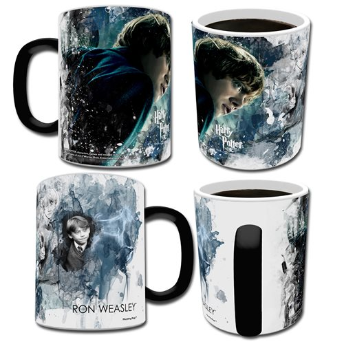 Harry Potter Ron Weasley Morphing Mug